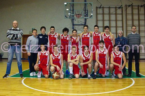 Formazione Basket Gaglianico