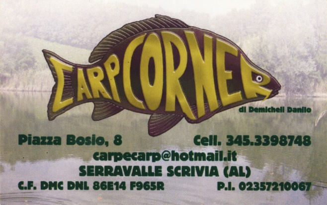 Sponsor Carp Corner