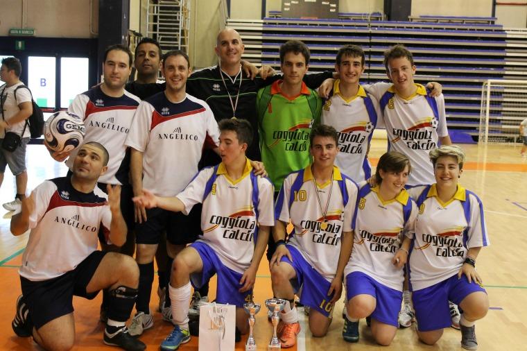 Futsal 4 Pemba | 112 e Coggiola calcio