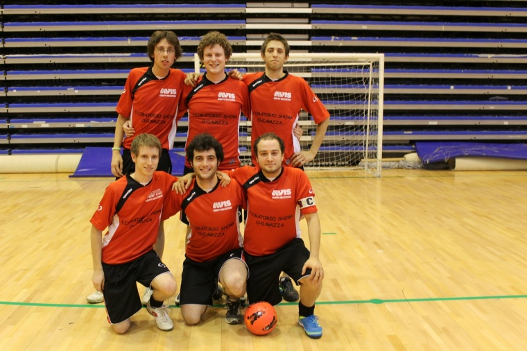 Futsal 4 Pemba | Oraratorio showa