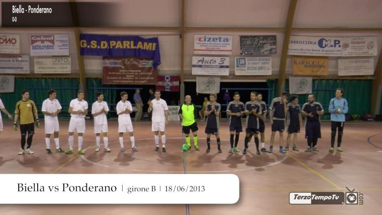 Lega nord | Biella vs Ponderano