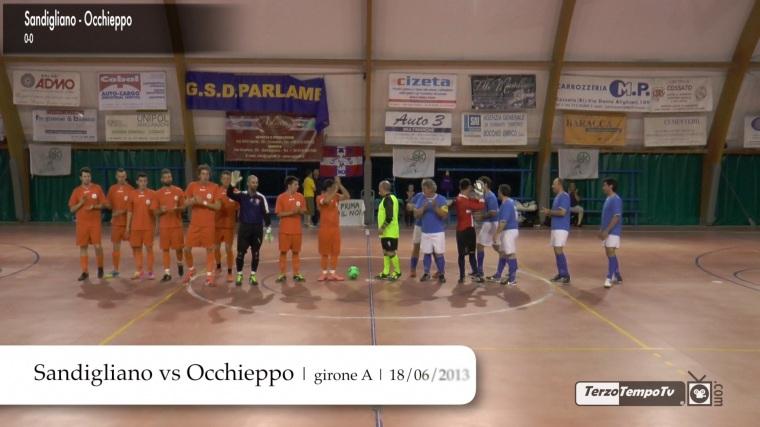 Lega Nord Sandigliano vs Occhieppo