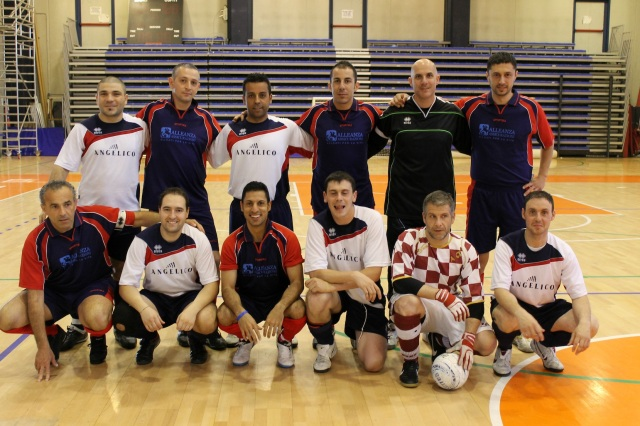 Futsal 4 Pemba | 112 e Carabinieri