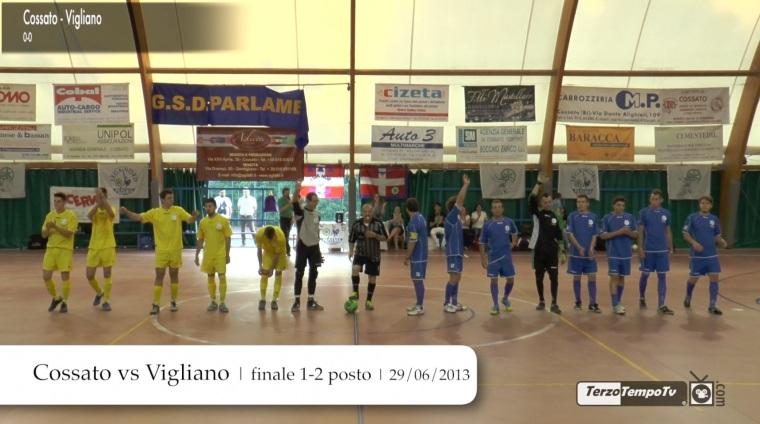 Lega Nord | Finale 1-2 posto | Cossato vs Vigliao