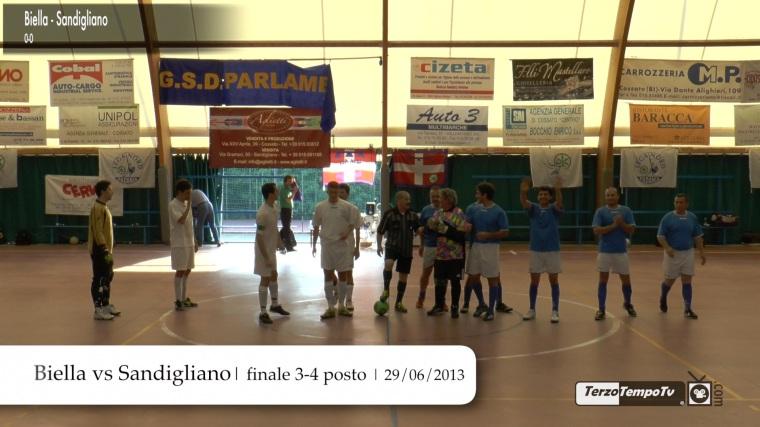Lega Nord | Finale 3-4 posto | Biella vs Sandigliano