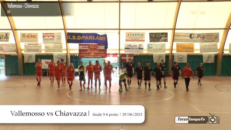 Lega Nord | Finale 5-6 posto | Vallemosso vs Chiavazza