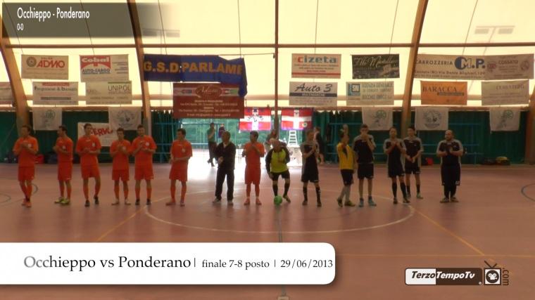 Lega Nord | Finale 7-8 posto | Occhieppo vs Ponderano