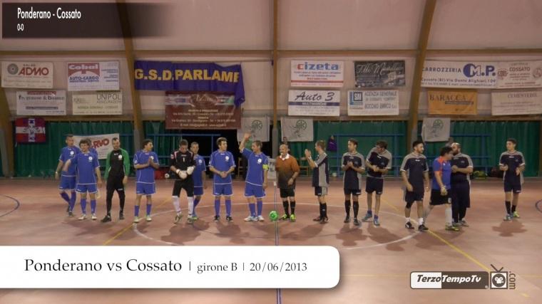 Lega Nord | Ponderano vs Cossato