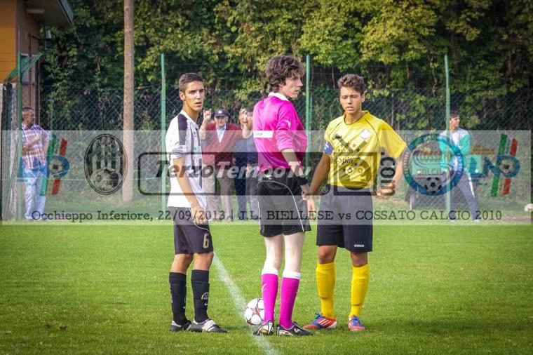 J.L.Biellese vs Cossato Calcio 2010-3