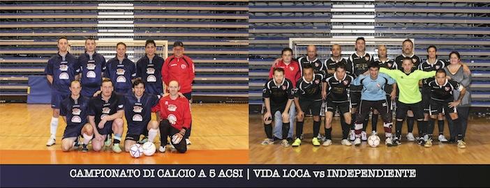 Copertina sito  Vida Loca vs Independiente