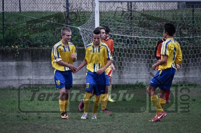 FCM Vigliano vs Ceversama - allievi - foto di Andrea Battagin058