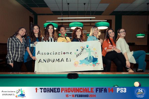 Ass.Anduma Lì | Torneo FIFA 14 | Ghost's |-2026