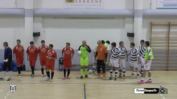 Csi Biella - Futsal Biella vs Gino Expo Design