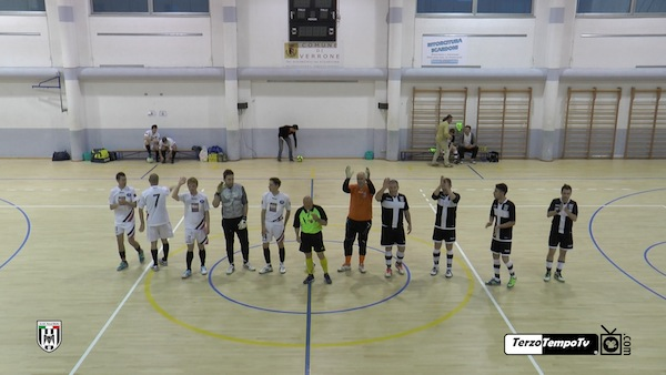 Csi Biella Futsal Biella vs Minton's