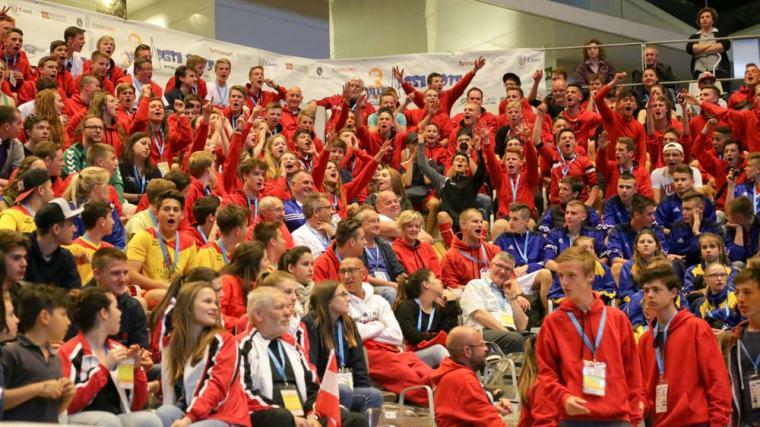 2015-04-30-La-cerimonia-inaugurale-gare-Giochi-Internazionali-della-gioventù-Salesiana-8